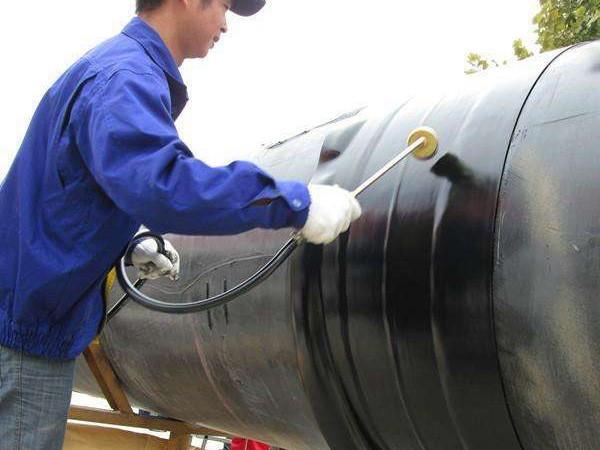 聚乙烯热收缩套施工